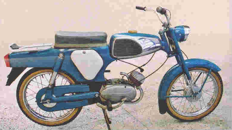 Mopeds from Riga - B-Cozz